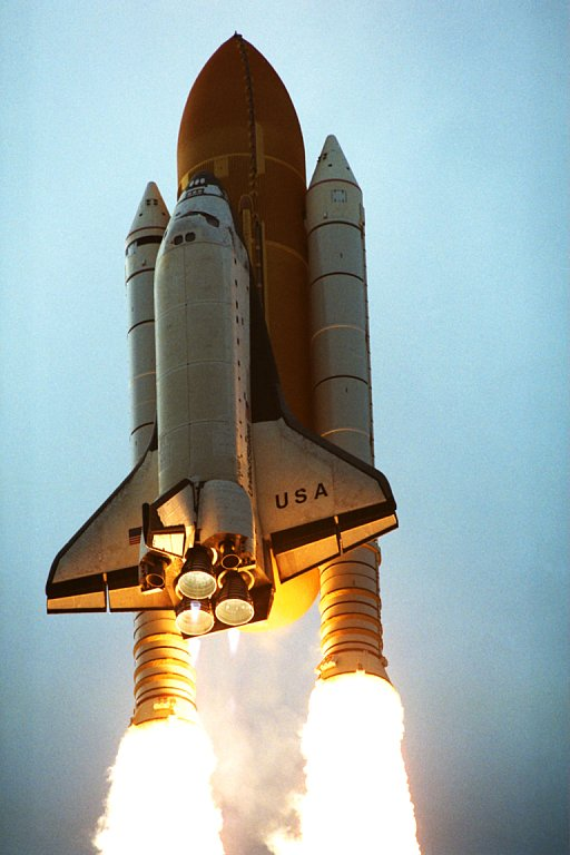 space shuttle columbia last launch - photo #5