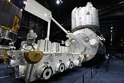 写真:筑波宇宙センター特別公開の様子
