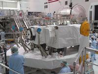 船外パレットに搭載されたSEDA-APとMAXIの様子(提供:NASA)