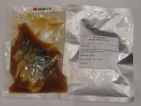 宇宙日本食のサバの味噌煮