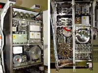 WRSラック1(左)とWRSラック2(右)(提供:NASA)