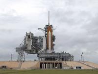 燃料充填試験の様子(提供:NASA)