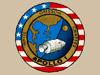 アポロ1号のミッションパッチ