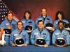 STS-51Lミッション(スペースシャトル・チャレンジャー号)のクルー