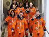 STS-107ミッション(スペースシャトル・コロンビア号)のクルー