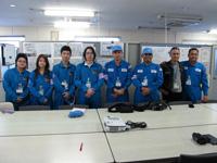 マレーシアとタイから参加した学生チームの皆さん