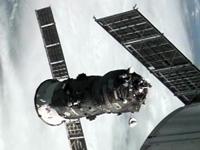 ISSへ再ドッキングする47P(出典:JAXA/NASA)