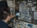 「きぼう」での実験に関する軌道上作業を実施