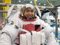若田宇宙飛行士はISS長期滞滞在開始に向けた訓練を継続