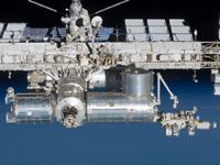 国際宇宙ステーション(ISS)/「きぼう」日本実験棟(出典:JAXA/NASA)