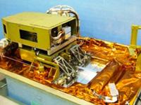 REX-J 実験装置(MCEに搭載する前)(出典:JAXA)